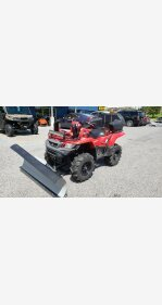 2016 Suzuki KingQuad 750 for sale 200791531