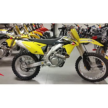 2016 Suzuki RM-Z450 for sale 200643392