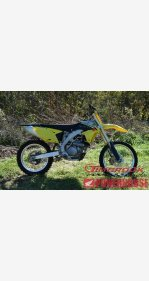 2016 Suzuki RM-Z450 for sale 200643695