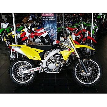 2016 Suzuki RM-Z450 for sale 200745347