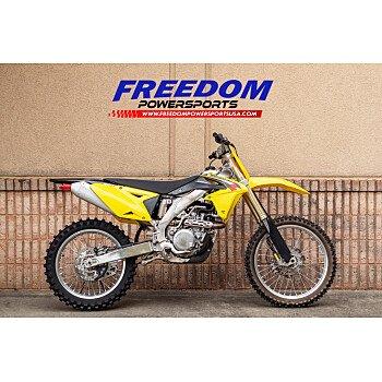 2016 Suzuki RM-Z450 for sale 200831712