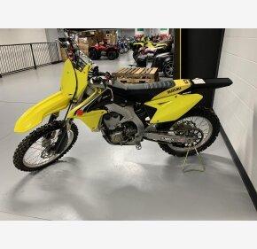 2016 Suzuki RM-Z450 for sale 200922830
