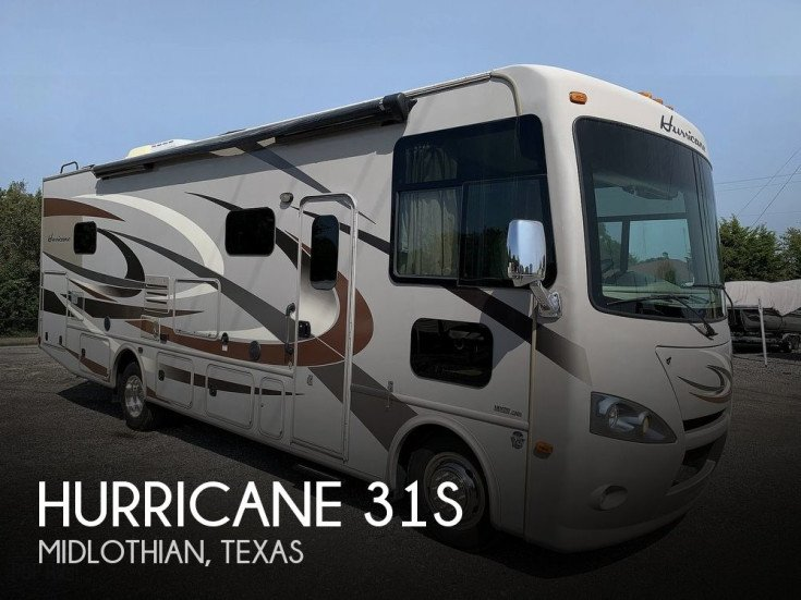 2016 Thor Hurricane 31S for sale 300254982