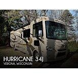 2016 Thor Hurricane 34J for sale 300300616
