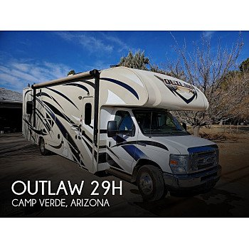 2016 Thor Outlaw 29H for sale 300280930