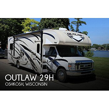 2016 Thor Outlaw 29H for sale 300324614