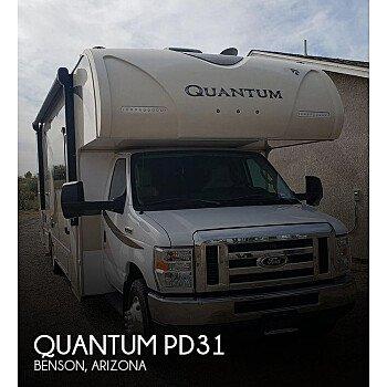 2016 Thor Quantum PD31 for sale 300230115