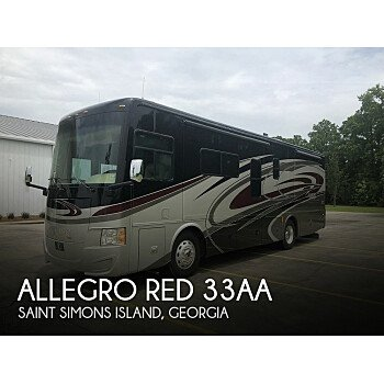 2016 Tiffin Allegro Red 33AA for sale 300243347