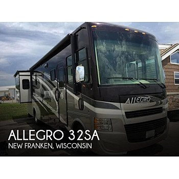 2016 Tiffin Allegro for sale 300181917