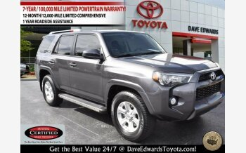 2016 Toyota 4Runner 2WD for sale 101095998