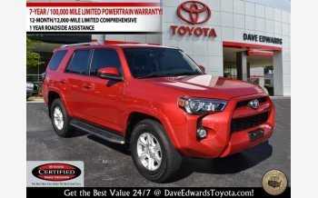 2016 Toyota 4Runner 2WD for sale 101097120