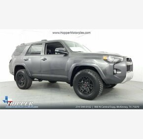 2016 Toyota 4Runner 4WD for sale 101064950