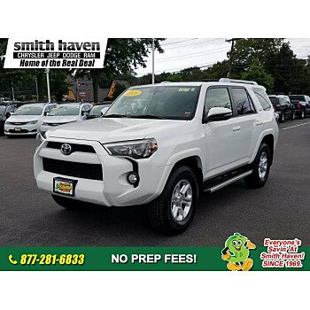 2016 Toyota 4Runner 4WD for sale 101183575
