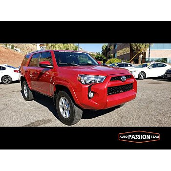 2016 Toyota 4Runner 4WD for sale 101206510