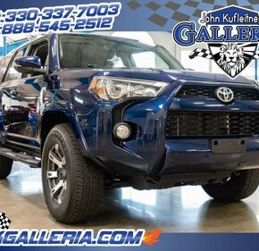 2016 Toyota 4Runner 4WD for sale 101207661