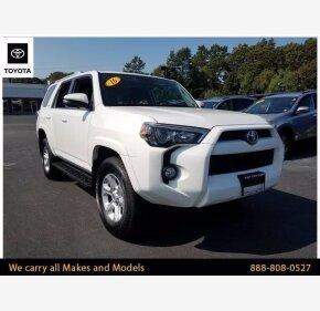 2016 Toyota 4Runner for sale 101210204