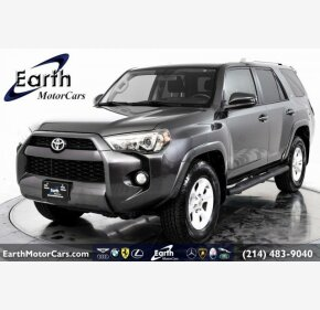 2016 Toyota 4Runner 2WD for sale 101221896