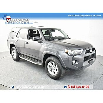 2016 Toyota 4Runner 2WD for sale 101238000