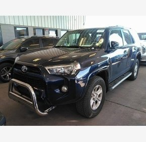 2016 Toyota 4Runner 4WD for sale 101261283