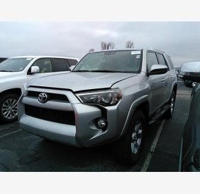 2016 Toyota 4Runner 4WD for sale 101262740