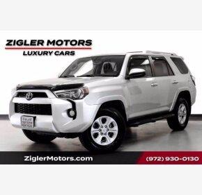 2016 Toyota 4Runner for sale 101388435