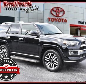 2016 Toyota 4Runner for sale 101407681