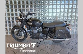 2016 Triumph Bonneville 900 for sale 200927570