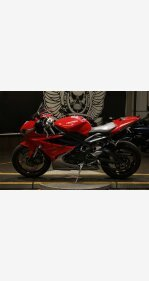 2016 Triumph Daytona 675 for sale 200781031