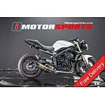 2016 Triumph Street Triple for sale 200739133