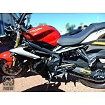 2016 Triumph Street Triple for sale 200809552