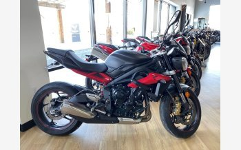 2016 Triumph Street Triple R for sale 200845355