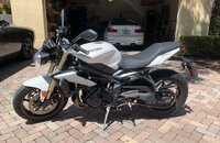 2016 Triumph Street Triple for sale 200911505