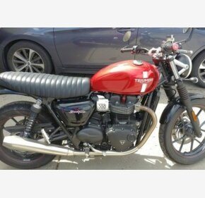 2016 Triumph Street Twin for sale 200645552
