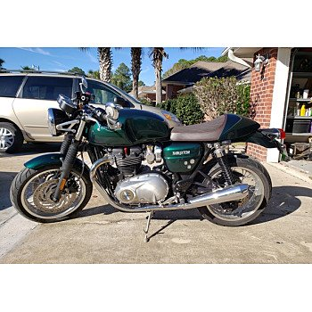 2016 Triumph Thruxton for sale 200670853