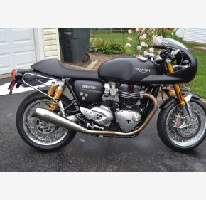 2016 Triumph Thruxton R for sale 200633863