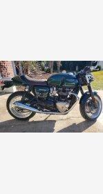 2016 Triumph Thruxton for sale 200670853
