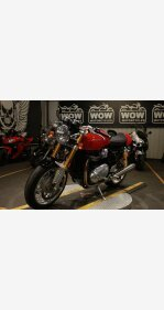 2016 Triumph Thruxton R for sale 200776417