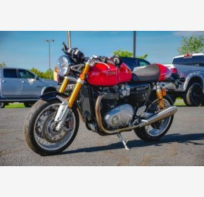 2016 Triumph Thruxton R for sale 200779197