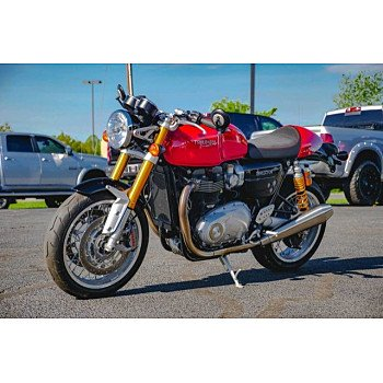 2016 Triumph Thruxton R for sale 200779197