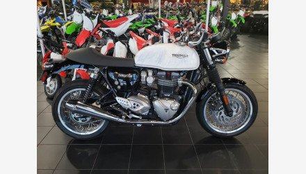 2016 Triumph Thruxton for sale 200814788