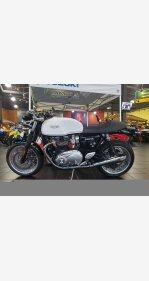 2016 Triumph Thruxton for sale 200814788