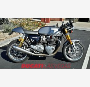2016 Triumph Thruxton R for sale 200825002