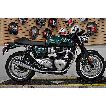 2016 Triumph Thruxton for sale 200929058