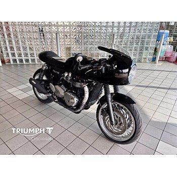 2016 Triumph Thruxton for sale 201162102