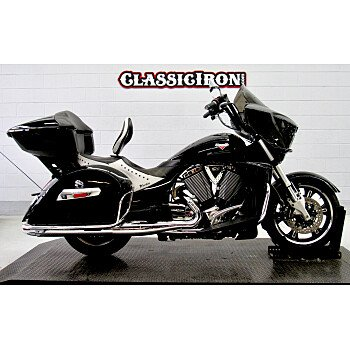 2016 Victory Cross Country for sale 200871244