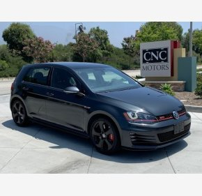 2016 Volkswagen GTI 4-Door for sale 101160955