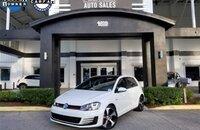 2016 Volkswagen GTI 4-Door for sale 101234358