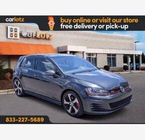 2016 Volkswagen GTI for sale 101344416