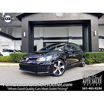 2016 Volkswagen GTI for sale 101375617
