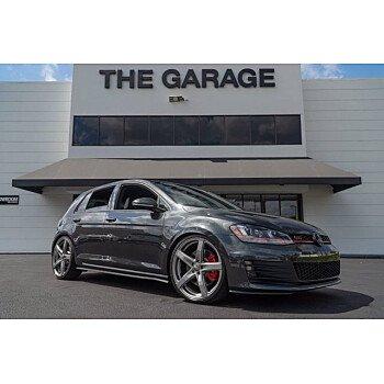 2016 Volkswagen GTI 4-Door for sale 101466738
